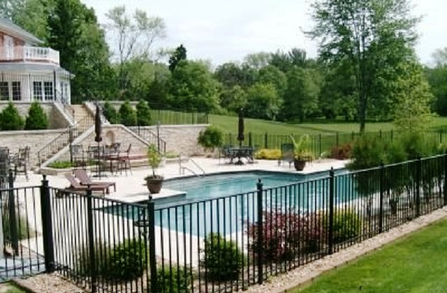 How Can My Choice Of Pool Fence Impact My Overall Garden Design